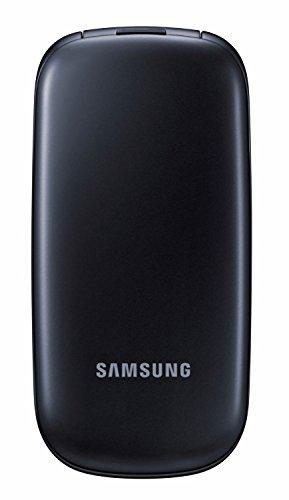 Samsung Mobile GT-E1270LKADBT Klapphandy 4.5 cm(1.7 Zoll) schwarz