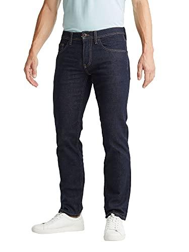 Esprit Herren 999EE2B803 Straight Jeans, 900/BLUE Rinse 06, 34W / 36L