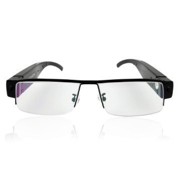 BLUELEX HD 1080P Spy Camera Glasses Hidden Eyewear DVR Video Recorder Mini Cam Camcorder