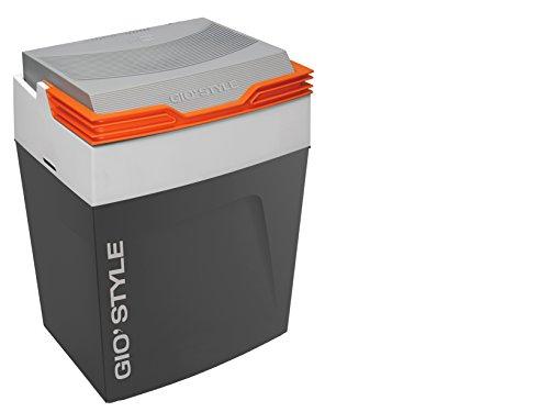 GioStyle 2901001 Gio Style 9645 Thermo Elektro Elektrische Kühlbox Mit Einer Stromversorgung, grau
