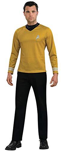 Generique - Déguisement Capitaine Kirk Star Trek Homme