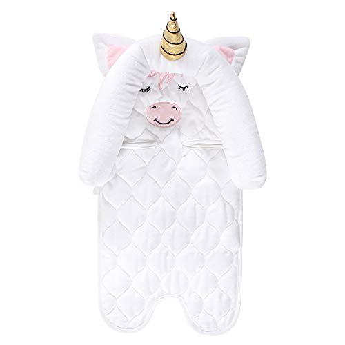 cojín unicornio fabricante Hudson Baby