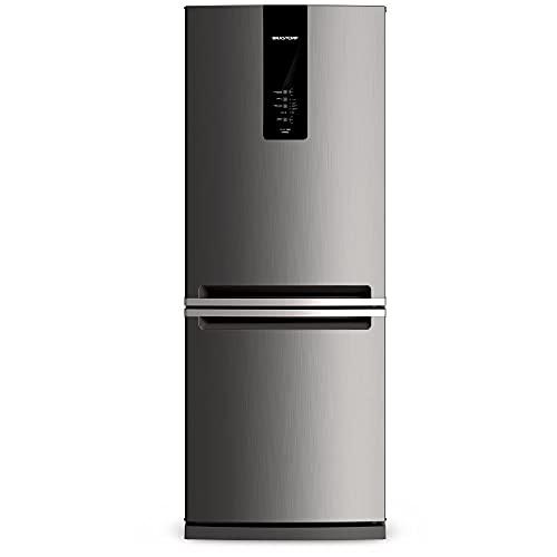 Geladeira/Refrigerador Samsung 460 Litros Frost Free 2 Portas Inox RT46K6A4KS9  – Bivolt