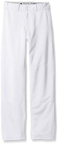 EASTON MAKO 2 Baseball Pant, Youth, Small, White