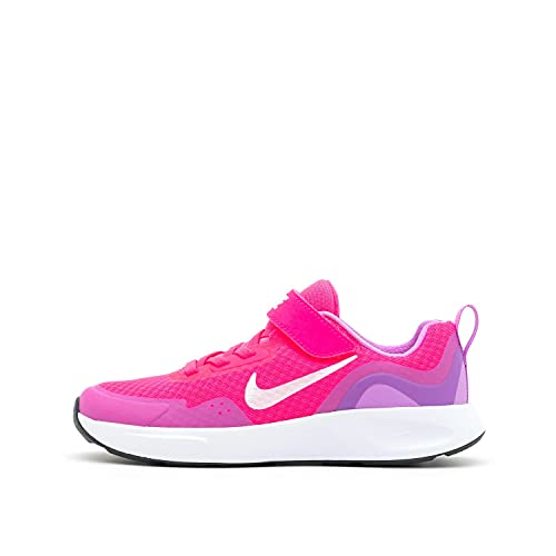 Nike Zapato 28/35 CJ3817 600 Wearallday fucsia Rosa Size: 28 EU
