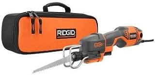 RIDGID 4 Amp Pro Compact Reciprocating Saw Kit R3031