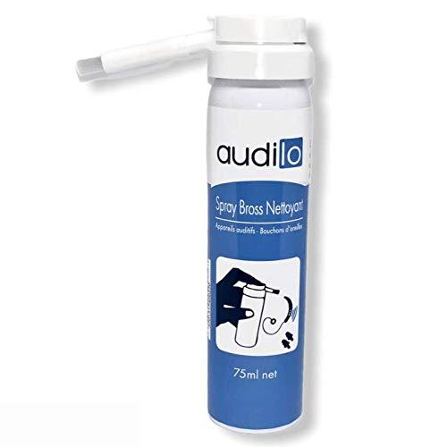 professionnel comparateur Audiro |  Spray pour nettoyer les aides auditives, les embouts auriculaires, les brosses pour bouchons d'oreilles… choix