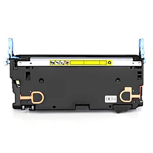 AXAX Reemplazo para HP Q9720A Q9721A Q9722A Q9723A Cartucho de tóner Compatible para HP Color Laserjet 4600 4600N 4600DN 4600DTN 4600HDN 4650DN Impresora; Durable Yellow