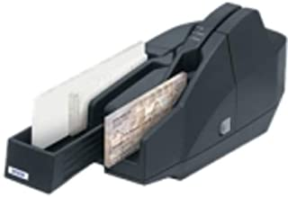 Epson A41A266111 CaptureOne TM-S1000 Check Scanner, 30DPM, 2 Pocket, Power Supply, USB Cable, Franking Cartridge, CD, Dark Gray