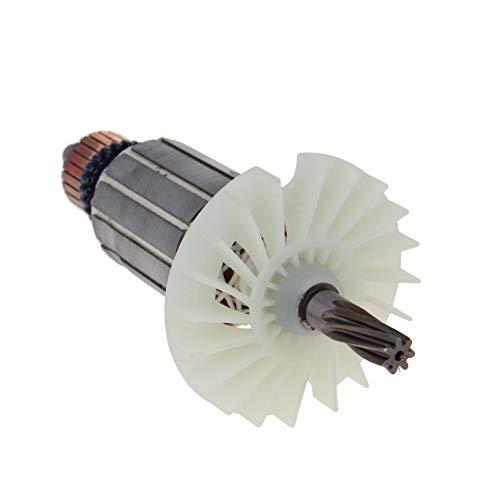 Utoolmart - Herramienta eléctrica para amoladora de ángulo de armadura de cobre, rotor de ancla, motor de anclaje de repuesto para Boshi 26, 1 unidad