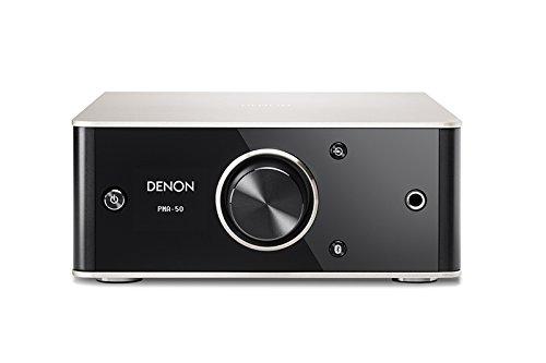 Denon プリメインアンプ USB-DAC搭載/ハイレゾ音源対応 プレミアムシルバー PMA-50-SP