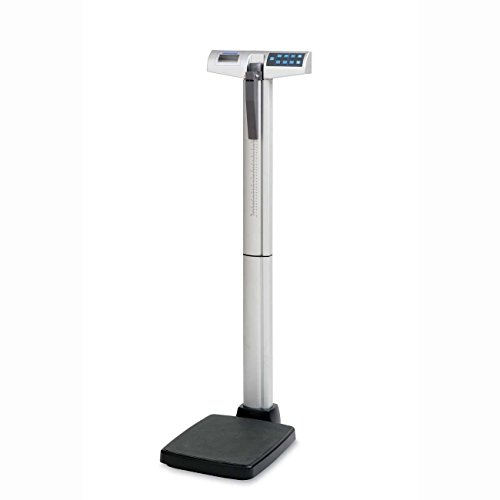 Health o meter 500KL Eye Level Digital Medical Scale, 500 lb./220 kg Capacity, Calculates BMI