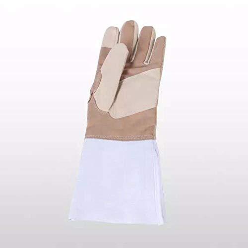 BEYONDTIME Fechthandschuhe Foil Epee Gloves rutschfeste Kinderhandschuhe Waschbare Fechtausrüstung Left -XXS