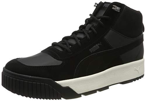 PUMA Unisex Tarrenz SB Sneaker, Black-Whisper White, 43 EU