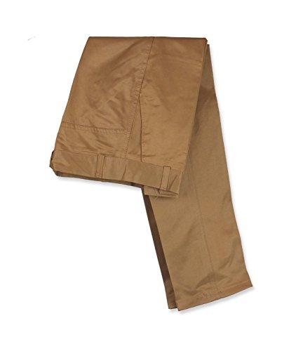 Sirri Designer Chino-Hose für Jungen, schmale Passform, gerades Bein, Alter 1bis 14Jahre Gr. 11 Jahre, senffarben