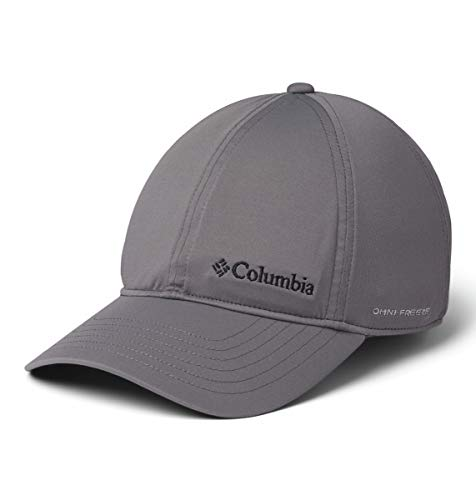 Columbia Coolhead II Gorra, Unisex Adulto, City Grey, O/S