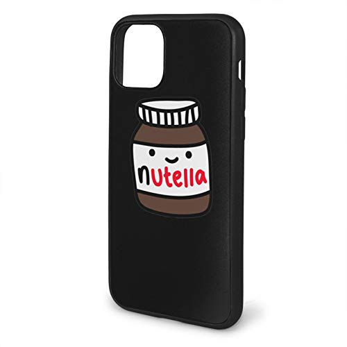 Ruby Fondos Tumblr Nutella Ultra-Thin Phone Case Compatible with iPhone 11/Pro/Pro Max Slim Fit Cover