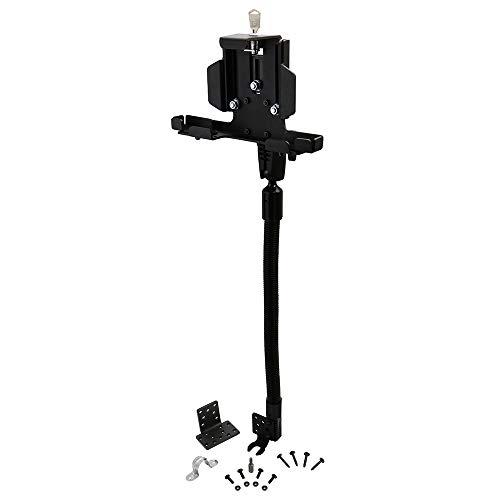 ARKON TAB48825MM Robust Locking Tablet Seat Rail or Floor Mount for iPad...