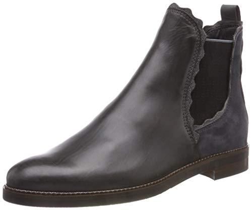 Maripe Damen 27376 Chelsea Boots, Grau (Delice Pepper 2), 40 EU