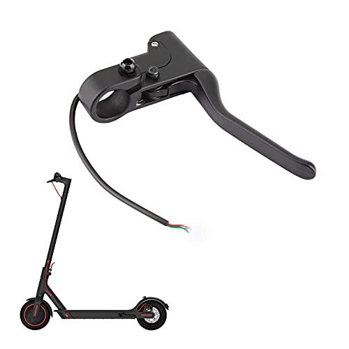 Tinke Scooter Mango de Freno Mango de Freno de Aluminio Frenos Palanca Reemplazo de Parte Compatible para Xiaomi Mijia M365 Scooter eléctrico