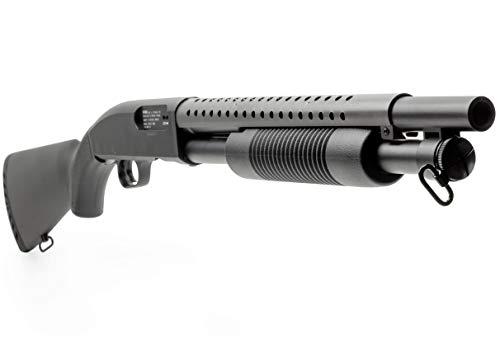 Germanseller Waffen Pump Shotgun Springer Gewehr Softair Pumpgun M58A Erbsenpistole +1000 BB