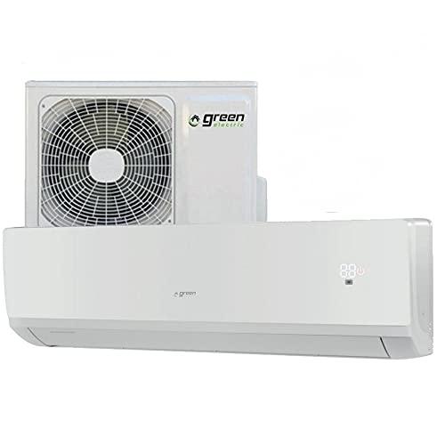 Climatizzatore mono split GE-50 18000 btu 5.0 kw A++/A+ R32 GREEN ELECTRIC inverter