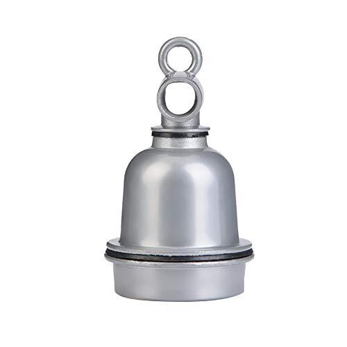 BigBig Style Lamp Houder, Reptiel Lamp Houder Keramische Verwarming Light Socket Brooder E27 Emitter Lamp Hoge Temperatuur Eenvoudige Installatie