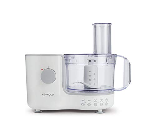 Kenwood Compact Food Processor, 1.4 L Bowl, Blender, Emulsifying, Chopping Blade, Shredder...