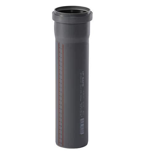 Ostendorf HTsafe HT-Rohr mit Muffe DN 75 mm 250 mm