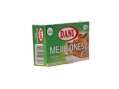 """Dani Chilenische Muscheln """"13/18"""" in spanischer Sauce 6 Stück, 636 g"""