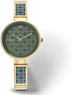 Zyros Casual Watch For Women Analog Metal - ZAA007L010108