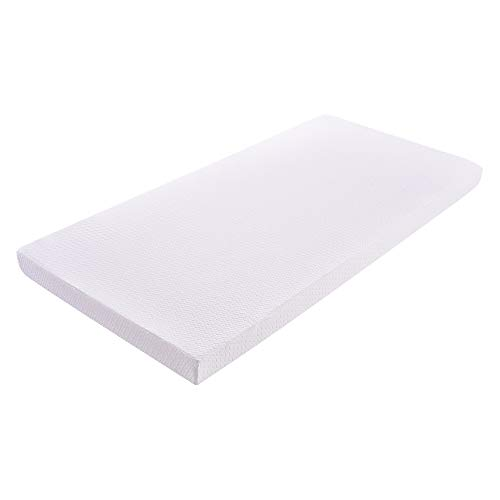 Panana 3FT Single Budget Economy Memory Foam Mattress Quilted Fabric Cover 11CM Depth