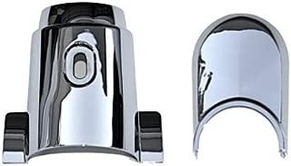 Unfair Advantage 55 56 Chevy Upper & Lower Steering Column Chrome Bezel Trim