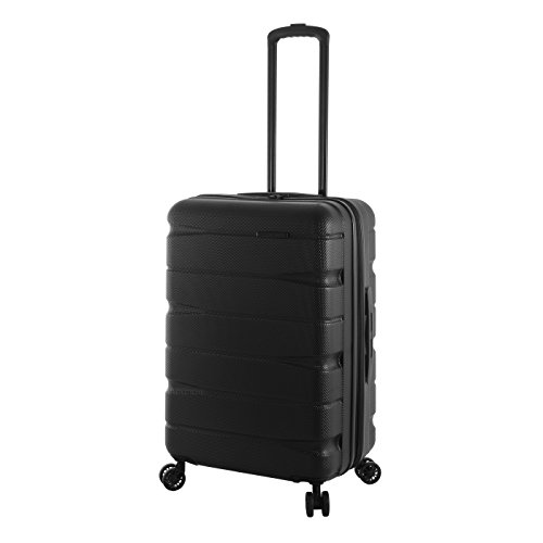 Rada 65cm Reise Koffer Trolley Ultra Robust ABS-Material, 60 Liter, Hartschalen Gepäck mit 4 360° Rollen, TSA-Schloss, Volumen ERWEITERBAR, Teleskopgestänge, Unisex