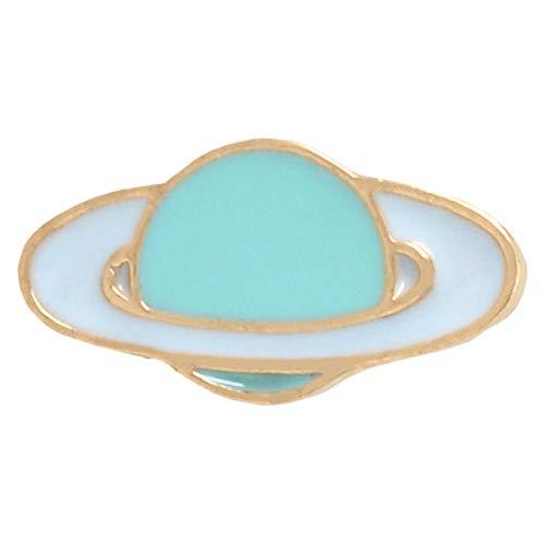 6/Stijlen Emaille Pins Ufo Vliegtuig Raket Broach Pin Bag Kleding Lapel Badge Sieraden Accessoires Broches
