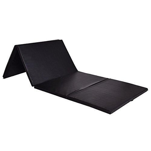 MAT EXPERT 4'x8'x2 Gymnastics Mat Thick Folding Panel Gym Fitness Exercise Mat