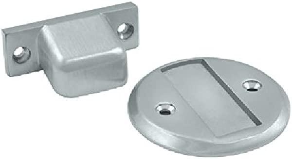 Deltana MDHF25U26D 2 5 Inch Diameter Magnetic Door Holder Flush