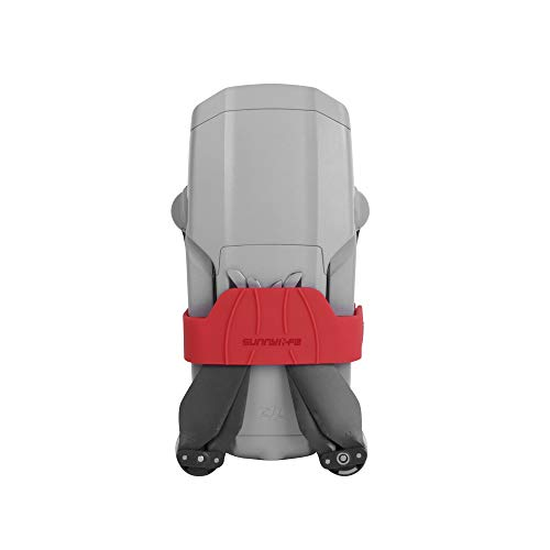 Anbee Propeller Holder Clip Props Holder for DJI Mavic Air 2 Drone (Red)