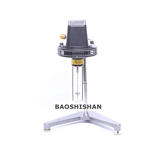 Cheap BAOSHISHAN Rotary Viscosity Tester Meter Fluidimeter Chemical Bench Viscometer (RM-2)