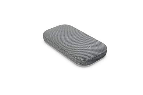 Lexon Power Power - Batería externa de inducción con altavoz Bluetooth 360º, color gris