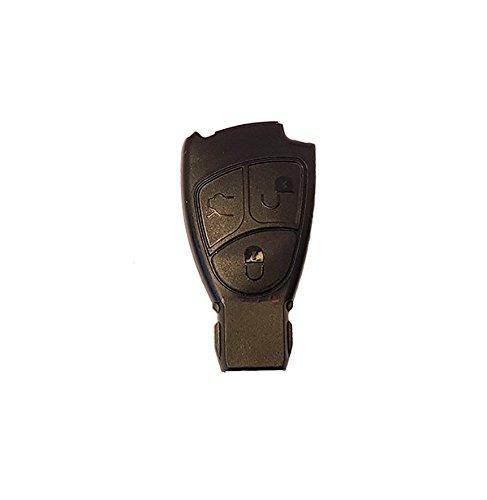 Jurmann Trade GmbH® Autoschlüssel 3-Tasten Fernbedienung Gehäuse benzks09
