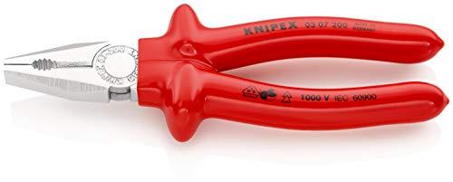 KNIPEX Alicate universal aislado 1000V (200 mm) 03 07 200