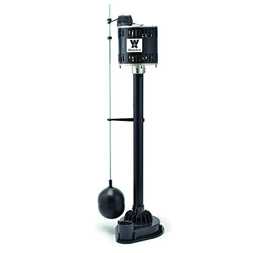 WaterAce WA33PPED Pedestal Pump, Black