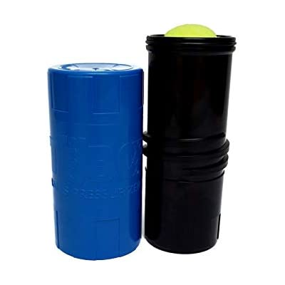 TuboPlus - TuboX3- Presurizador de Pelotas para Tenis y Padel - Color Azul