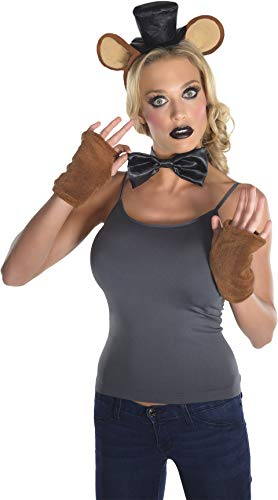 Rubie's Costume Co Men's Five Nights Freddy Costume Kit, As Shown, One Size