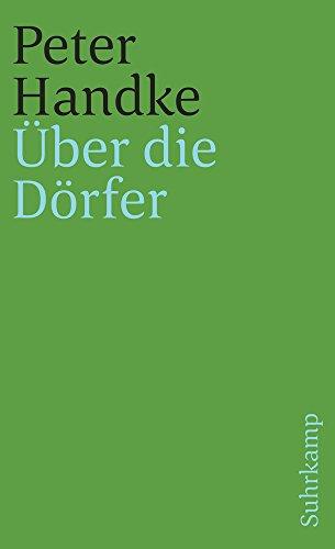 Über die Dörfer: Dramatisches Gedicht (suhrkamp taschenbuch)