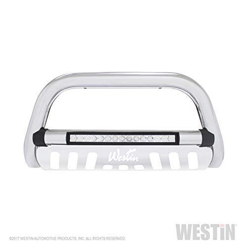 Westin Automotive Products 32-1960L Chrome Ultimate LED Bull Bar