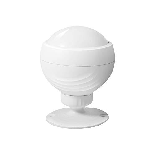 OWSOO WiFi PIR Bewegungssensor Drahtloser passiver Infrarotdetektor Sicherheit Einbruchalarmsensor Tuya APP Control Smart Home