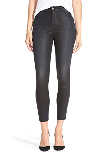 J Brand + Theory Women's Gray Coated Skinny Jeans (23)