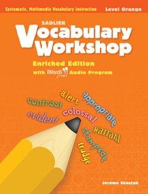 Vocabulary Workshop ©2011 Level Orange (Grade 4) Student Edition Paperback - 2011